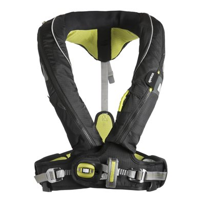 Deckvest Pro Sensor Lifejacket with Harness Sz 3