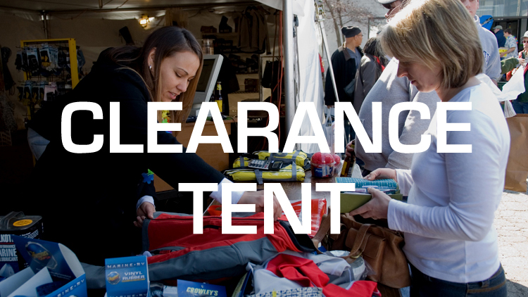 Clearance Tent