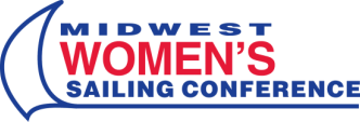 logo Midwest Women's Sailing Conference